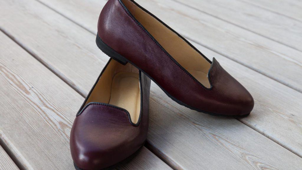 Maßschuhe Damen – Ballerina, flache Schuhe