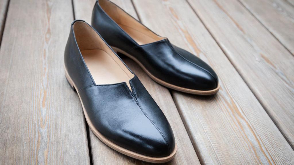 Flache Schuhe für Damen, Maßschuhe