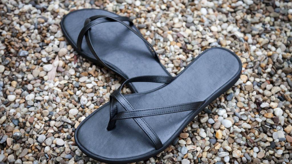 Handgefertigte Sandalen, Maßschuhe für Damen
