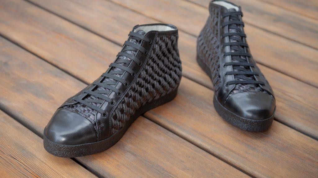 schwarze Sneaker Herren